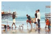 Theatre of the Tides Fine Art Print