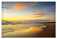 Beach Dawn Fine Art Print