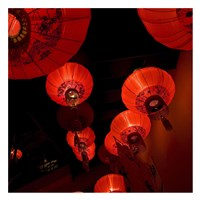 """Orient Lamps by PhotoINC Studio - 26"""" x 26"""""""