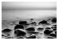 """Rocks in Mist 3 by PhotoINC Studio - 38"""" x 26"""""""