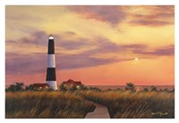 "Fire Island Lighthouse by Diane Romanello - 38"" x 26"" - $41.99"