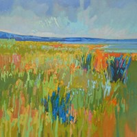 Lake Shore II by Jane Schmidt - various sizes - $34.99