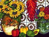 Southwest Sampler Fine Art Print