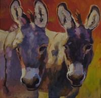 Melvin Maybelle Fine Art Print