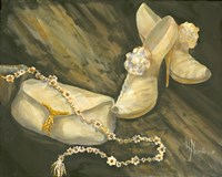 Purse and Shoes Fine Art Print