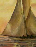 Sailboat 2 Fine Art Print