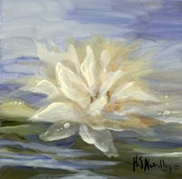 Water Lillies 2 Fine Art Print