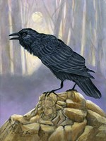 The Raven Fine Art Print