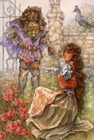 Beauty & the Beast 1 Fine Art Print