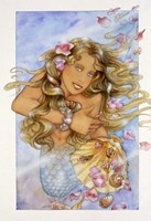 Mermaid 3 Fine Art Print