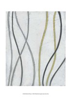"Bob & Weave I by June Erica Vess - 10"" x 13"""