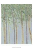 "Hazy Woodlands I by Grace Popp - 13"" x 19"""