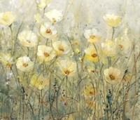 Summer in Bloom I Framed Print
