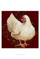 "Yard Bird I by Grace Popp - 13"" x 19"" - $12.99"
