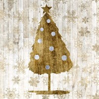 Sophisticated Christmas I Fine Art Print