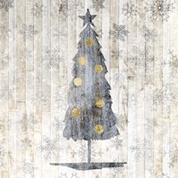 Sophisticated Christmas II Fine Art Print