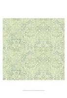 Downton Damask II Fine Art Print