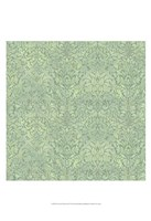 "Downton Damask III by Katia Hoffman - 13"" x 19"" - $12.99"