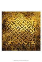 "Antiquity Tiles V by James Burghardt - 13"" x 19"""