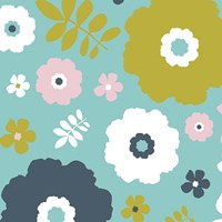 Sweet Floral I by Nicole Ketchum - various sizes - $22.49