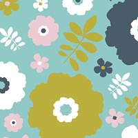 Sweet Floral II by Nicole Ketchum - various sizes - $22.49