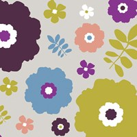 Sweet Floral III by Nicole Ketchum - various sizes - $22.49