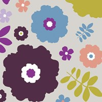 Sweet Floral IV by Nicole Ketchum - various sizes - $22.49