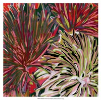"Spring Mix I by James Burghardt - 17"" x 17"""