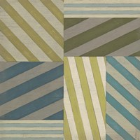 Nautical Stripes I by June Erica Vess - various sizes