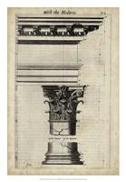 Ancient Architecture II Fine Art Print