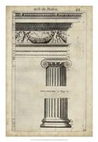 Ancient Architecture III Fine Art Print