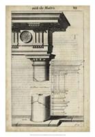Ancient Architecture IV Fine Art Print