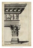 Ancient Architecture V Fine Art Print