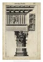 Ancient Architecture VII Fine Art Print