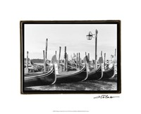 "Glimpses, Grand Canal, Venice I by Laura Denardo - 21"" x 17"""
