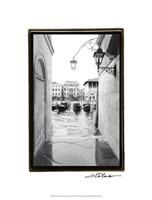 "Glimpses, Grand Canal, Venice III by Laura Denardo - 16"" x 21"""