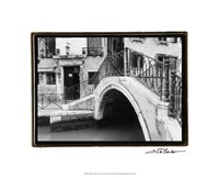 "Hidden Passages, Venice II by Laura Denardo - 21"" x 17"", FulcrumGallery.com brand"