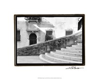 "Hidden Passages, Venice III by Laura Denardo - 21"" x 17"", FulcrumGallery.com brand"