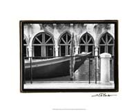 "Hidden Passages, Venice IX by Laura Denardo - 21"" x 17"", FulcrumGallery.com brand"