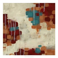 """Interject II by June Erica Vess - 20"""" x 20"""""""