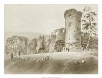 Bothwell Castle Fine Art Print