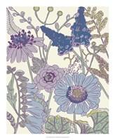 "Graphic Garden IV by Chariklia Zarris - 18"" x 22"""