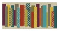 """Patternscape I by June Erica Vess - 26"""" x 14"""""""