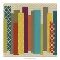 "Patternscape II by June Erica Vess - 18"" x 18"""