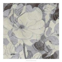 "Grey Garden I by Grace Popp - 20"" x 20"""