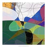 Entangled I Framed Print