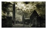 "Irish Castle Views II by Richard James - 32"" x 20"""