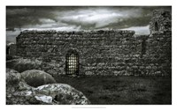 Irish Castle Views V Framed Print