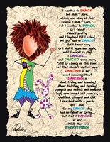 I Danced by Pam Reinke - various sizes
