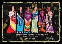 Sacred Circle by Pam Reinke - various sizes - $42.49